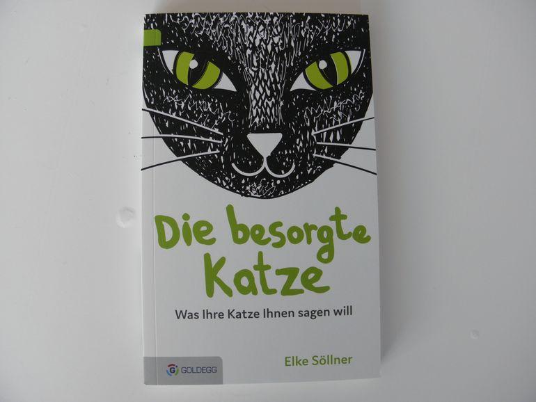 Rezension – Elke Söllner: Die besorgte Katze: Was Ihre Katze Ihnen sagen will